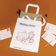 Load image into Gallery viewer, Müllerchen Tote Bag