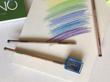Load image into Gallery viewer, F木物語 Recycled Colored Pencils (24pc set)