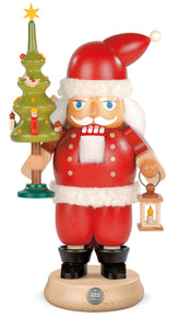 Nutcracker, Santa Claus with tree