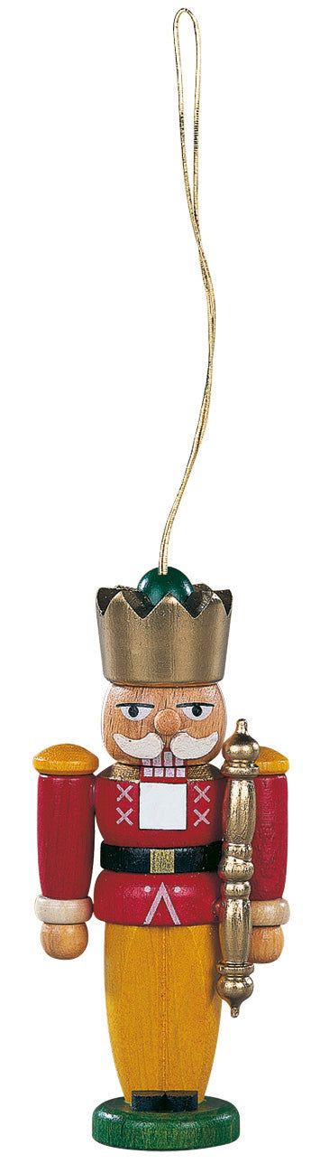 Christmas tree decoration, Nutcracker
