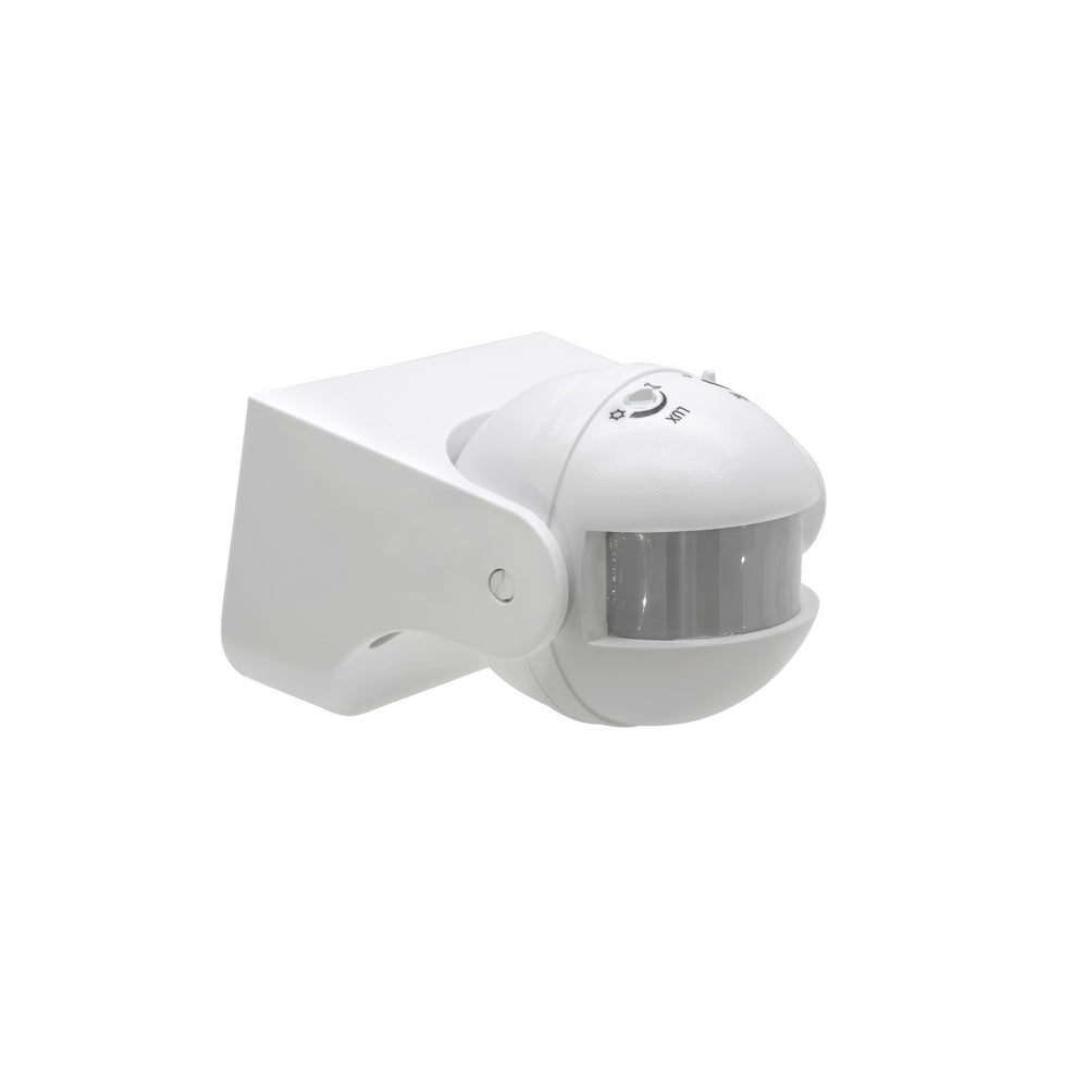 Quick Sense (Qs-09): 180` Wall-Mount PIR Motion Switch , White