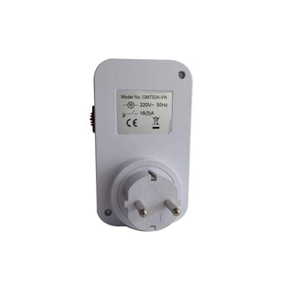 Quick Sense 24 Hour Plug-in Mechanical Timer Switch