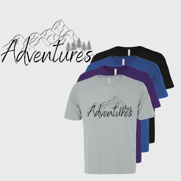 Adventures Kids Tee by PALS Apparel