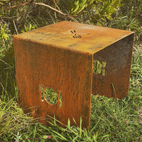 Outdor Furniture - cubed seat