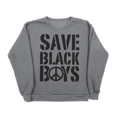 Save Black Boys™ Crew Neck Sweatshirt - Kids