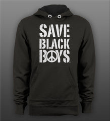 Save Black Boys™ Hoodie - Adult