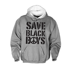 Save Black Boys™ Hoodie - Kids