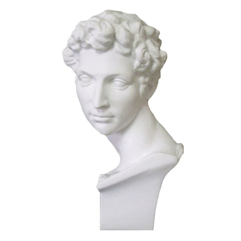 Giuliano Head statue