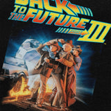 back to the future part 3 tshirt