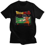 dragon ball aesthetic t shirt