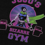 jojo bizarre gym t-shirt