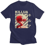 killua zoldyck shirt