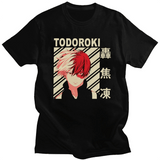 my hero academia shoto shirt