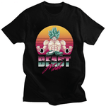 vaporwave beast mode shirt