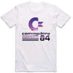 vaporwave shirt commodore 64