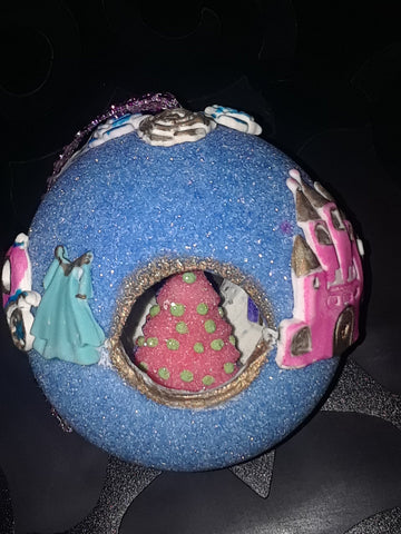 Princess Sugar Ornament