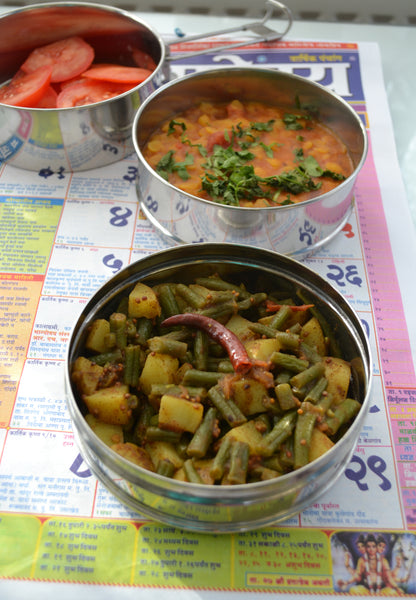 French Beans Bhaji Recipe