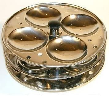 3 Tier Idli (Rice Cake) Steamer
