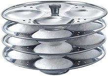 Load image into Gallery viewer, 4 Tier Idli (Rice Cake) Steamer