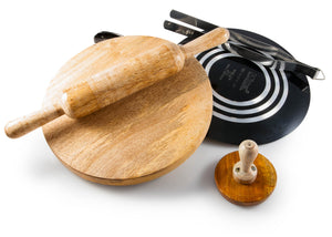 5 Piece Roti Making Kit