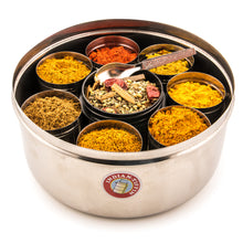 Load image into Gallery viewer, Selection Of 8 Premium Blended, Whole And Ground Spices
