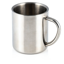 Load image into Gallery viewer, Stainless Steel Indian Tiffin Double Insulated Small Mug