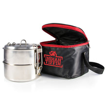 Load image into Gallery viewer, 2-tier Insulated Tiffin With Thermally Insulated Bag