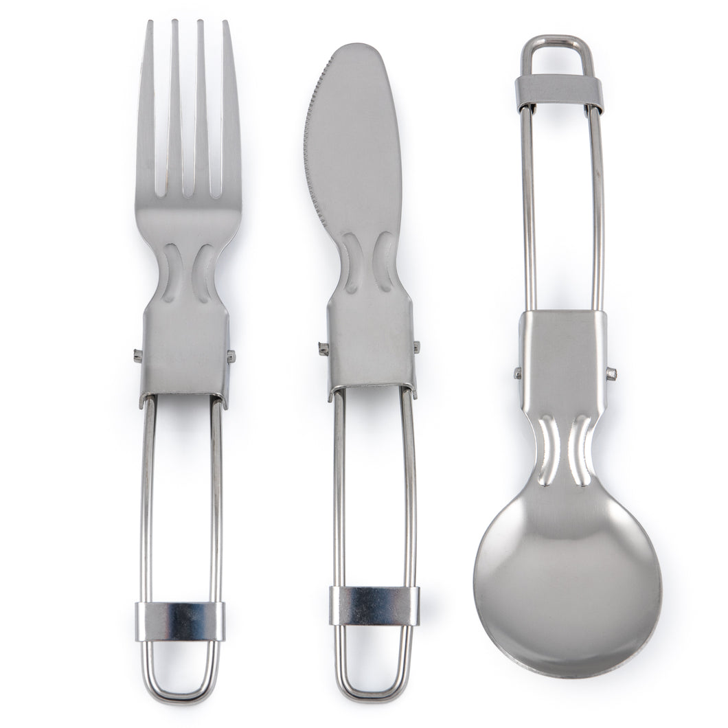 3 Piece Cutlery Set - Perfect for Tiffin Boxes