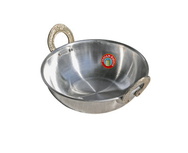 Stainless Steel  Karahi Dish for serving curry