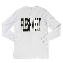 Load image into Gallery viewer, FLESHMEET L/S T.SHIRT