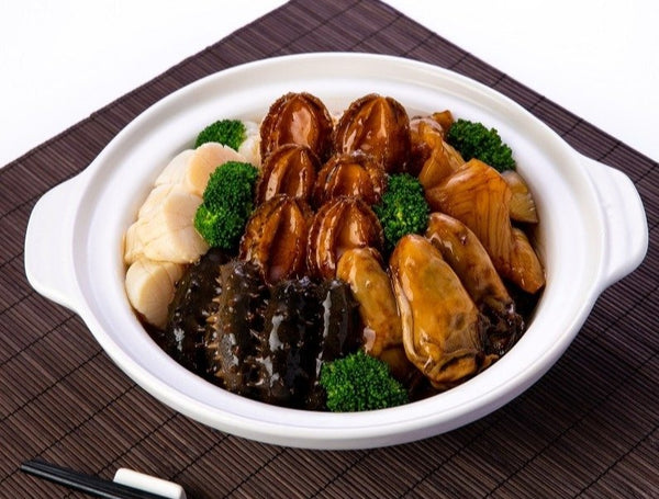 Imperial Treasure Seafood Claypot