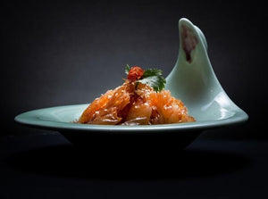 Jellyfish with Sichuan Sauce
