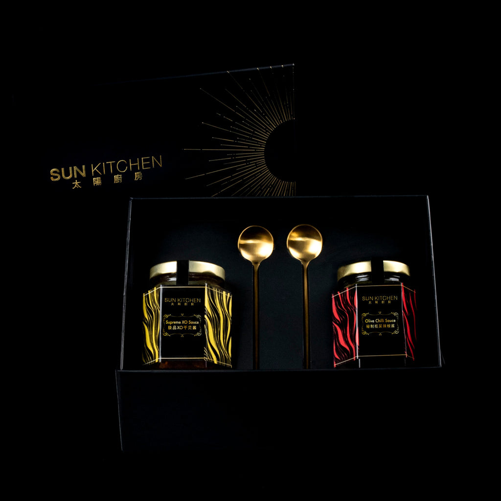 Sun Kitchen Signature Sauces Set
