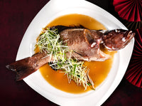 Steamed Coral Trout with Ginger_SpringOnion