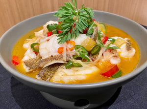 Stir-fried Coral Trout Fillet with Fresh Chilli