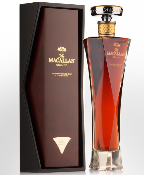The Macallan 1824 Oscuro Single Malt Scotch Whisky, Scotland