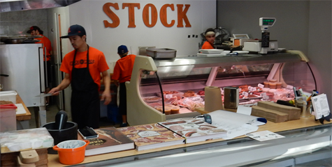 The Blog, Stock-in-Trade, Butcher and Kitchen