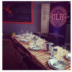 Have you gathered your friends for a Private Supper Club at Stock-in-Trade store?