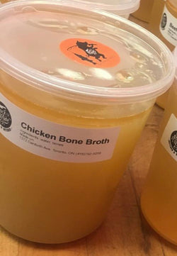 SinT Chicken Bone Broth