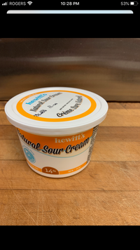 Sour Cream 14% Hewitt