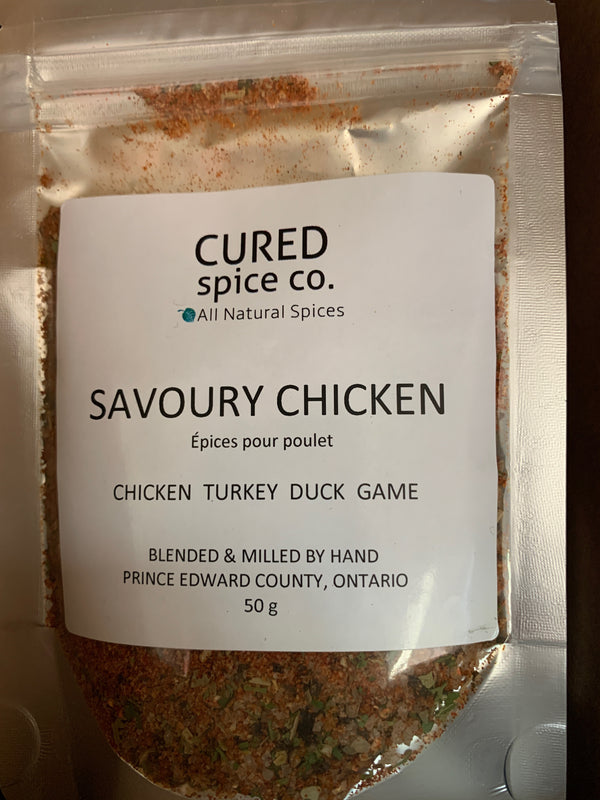 Savoury Chicken Rub