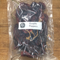 Dried whole chilies