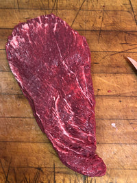 Flat Iron Steak 100% Grass fed & finished Speckle Park/Angus/Irish Black