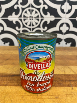 Tomato - cherry canned Divella 400gr
