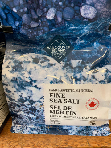 Salt - Fine Salt Vancouver Island Salt Co.