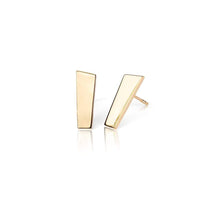 Last inn bildet i Galleri-visningsprogrammet, Exclusive gold earrings from the Pulpit Rock collection by Ekenberg Scandinavia