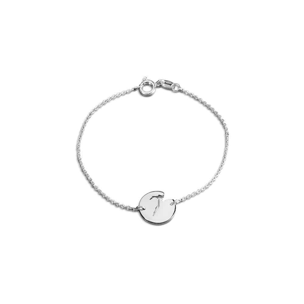 Norwegian made fjord bracelet - Fjords of Norway collection