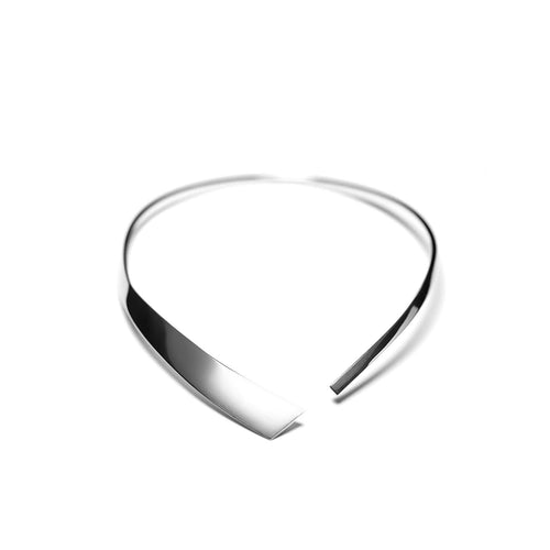 Pulpit Rock Neck ring in sterling silver