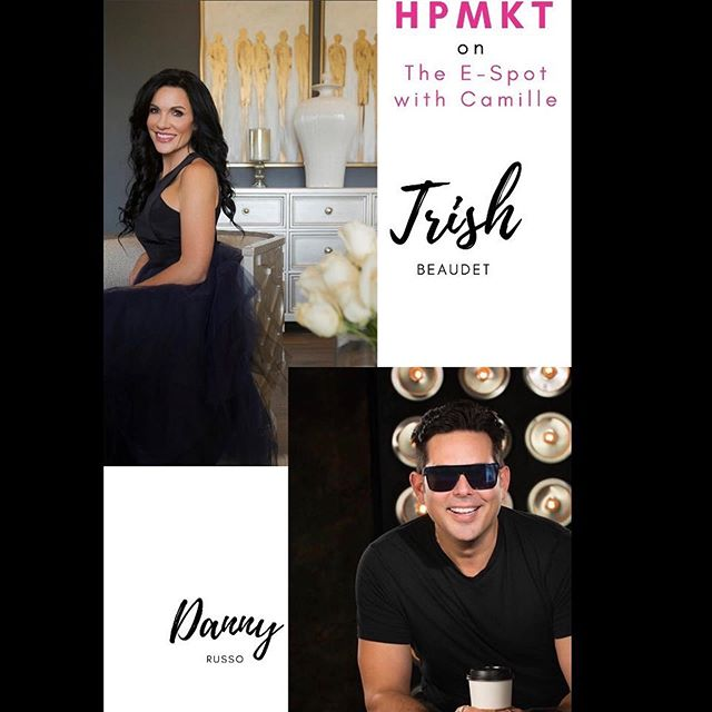 HPMKT on E-Spot with Camille