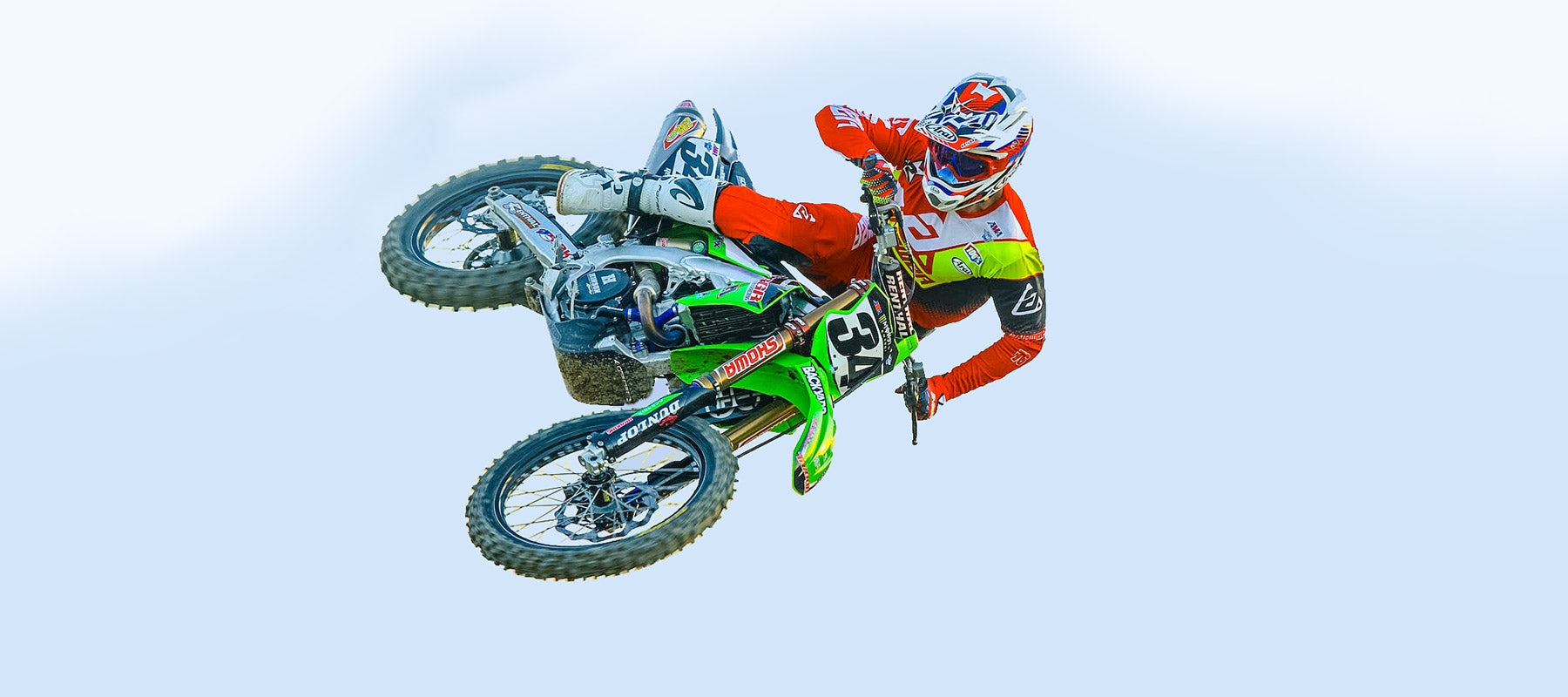 Forma boots usa tyler bowers motocross supercross